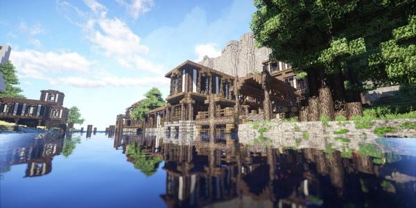 Zmiany na serwerze Minecraft